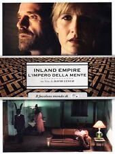 INLAND EMPIRE - L'IMPERO DELLA MENTE  DVD DRAMMATICO