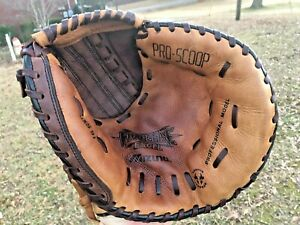 "Mizuno Franchise Pro Excel 33"" Girls Fast-pitch Softball Catchers Mitt GXS 91"