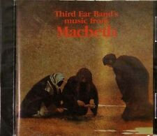 Third Ear Band-Music From McBeth UK prog folk cd