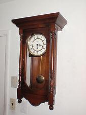 Howard Miller Triple Chime Wall Clock 612-432 Franz Hermle 1051-020 Outstanding!