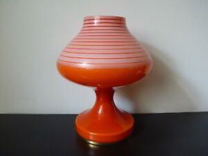 Iconic Vintage Table Lamp Štěpán Tabery, Bauhaus Style, Pop-art