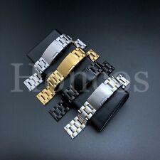 18-22 MM President jubilee Watch Band Bracelet Fits for Seiko 5 Link Steel SKX