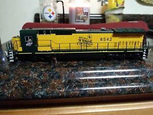 "Atlas Silver Master Locomotive Series RTR HO Chicago & North Western ""Wyoming..."