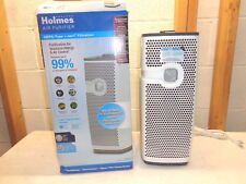 HOLMES Hepa Type aer1 Filtration Air Purifier~Visapure Filter Viewing Window~New