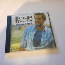 Luke Bryan Country Man CD Single 2008