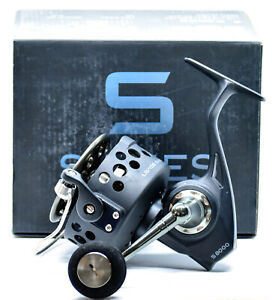 Star Rods S8000 S Series Spinning Reel