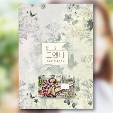[HAN SEUNG YEON] Single Kihno Album [그앤나] SMC Card+PhotoBook  NEW Sealed KARA