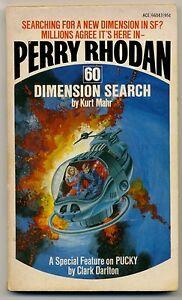 Perry Rhodan 60 Dimension Search