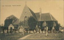 FELIXSTOWE Church of St. Peter and St. Paul Postcard SUFFOLK Photochrom Co. Ltd