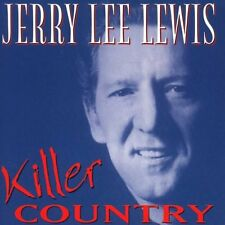Jerry Lee Lewis - Killer Country [New CD]