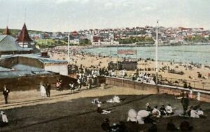 1890 Sydney Views in 12 colour plates, free express World Wide