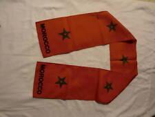 Morocco Scarf / Morocco Flag
