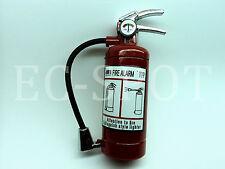 1 x Fire Extinguisher Cigarette Lighter + LED flashlight (refillable) (FLT-7419)