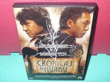 CRONICAS DE HUADU - JACKIE CHAN -  YEN -  dvd