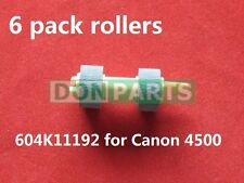 6 pack Pickup Feed Rollers for for Xerox Phaser 4500 604K11192 NEW