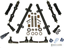 DELUXE Front End Kit LATE 1953 to 1955 Kaiser 53 54 55 King Pin Kit Tie Rod Ends