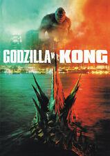 Godzilla vs. Kong (Dvd 2021)