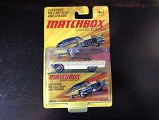 Matchbox 1:64 Lesney Edition '69 Cadillac Sedan DeVille in yellow/black RARE