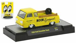 M2 MACHINES 1964 FORD ECONOLINE TRUCK MOONEYES TRUCK