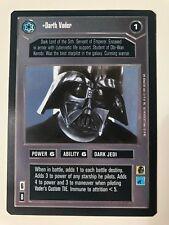 Star Wars CCG Darth Vader Premiere Limited BB | NM/Mint + Bonus!