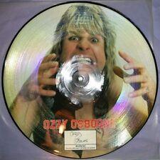 Ozzy Osbourne, Interview, NEW/MINT Ltd edition PICTURE DISC 12 inch vinyl single
