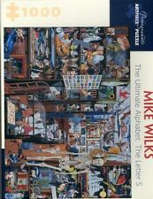 Mike Wilks: The Ultimate Alphabet: The Letter S 1,000-Piece Jigsaw Puzzle (Hard.