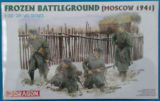 DRAGON Figurenbausatz Frozen Battleground ( Moscow 1941 ) Nr.: 6190 1:35