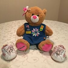 New ListingBuild a Bear Girl Scout 100 Anniversary Bear in Bab Daisy Uniform Skechers Shoes