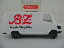 "Wiking 28013 Mercedes-Benz 207 D Kastenwagen (1977) ""BZ"" 1:87/H0 NEU/OVP"
