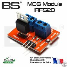 Module MOS IRF520 PWM motor driving solid state MOSFET MOS IRF 520