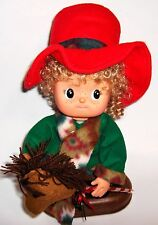 Telco the original Motion-ettes of Christmas Animated Musical Doll -plays medley