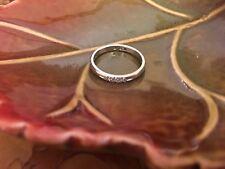 OGI Ltd 18k Diamond Eternity Band Ring Size 6.5