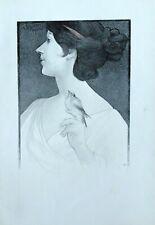 1900 Studio Estampado ~ un Estudio por de Riquer