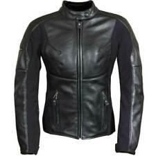 Richa Ladies 'Kelly' Leather Motorcycle jacket Size 10
