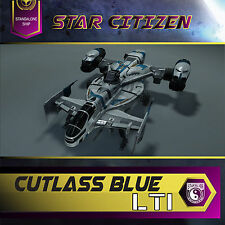 Star Citizen - Cutlass Blue LTI