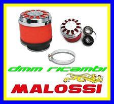 Filtro Aria MALOSSI E13 Ø58,5 dritto carburatori DELL'ORTO PHBG 15 21 PHBL 20 26