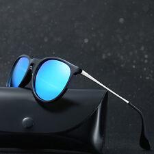 Men's Polarized Mirror Lens Sunglasses Driving Outdoor Fishing Sports Eyewear