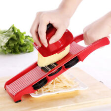Vegetable Cutter Slicer Potato Peeler Cheese Grater with Stainless Steel Blade
