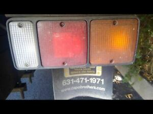 2013 MITSUBISHI FUSO CANTER FE125 RIGHT TAIL LIGHT LAMP