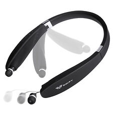 Wireless Bluetooth V4.1 Foldable&Retractable Headphones Stereo Earbuds