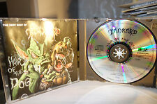 Tankard Hair of the dog-The best of Tankard 1st W.Germany pressing cd Noise