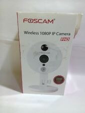 Foscam C2 HD 1080P WiFi Security IP Camera FOR PARTS OR NOT WORKING ONLY