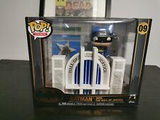 Funko Pop! Batman 80th  Hall Of Justice With Batman Figure #09