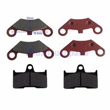 6x Front Rear Brake Pads for CF Moto CF500 500CC  600CC X5 X6 X8 U5 ATV UTV