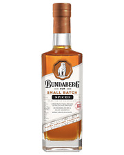 Bundaberg Small Batch Spiced Rum 40% 700mL FAST DELIVERY & FREE SHIPPING