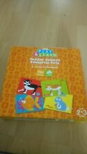 Box of 4 Favourite Pets Jigsaw Puzzles Toddler Age 2-3 Asda 2, 3, 4 and 5 pieces