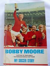 """New listing """"BOBBY MOORE-MY SOCCER STORY CAPTAIN OF ENGLAND'S  WORLD CUP TEAM"""" (ID:97720)"""
