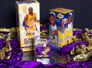 2016 Kobe Bryant Retirement #8 Bobblehead,Stand,Streamer,ticket NIB