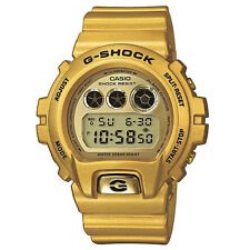 CASIO G-SHOCK Limited Edition Dark Gold Colors Watch GShock DW-6900GD-9
