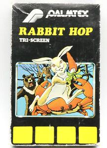 Palmtex Rabbit Hop Tri-screen vintage LCD game, New in box.  Vtech, VTL